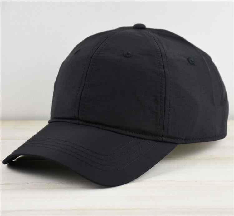 ビッグサイズスポーツ帽子キャップ屋外ドライクイック無地ゴルフ帽子大人のソリッドカラーの太陽キャップ男大サイズの野球キャップ 56-59 センチメートル 60-64 センチメートル