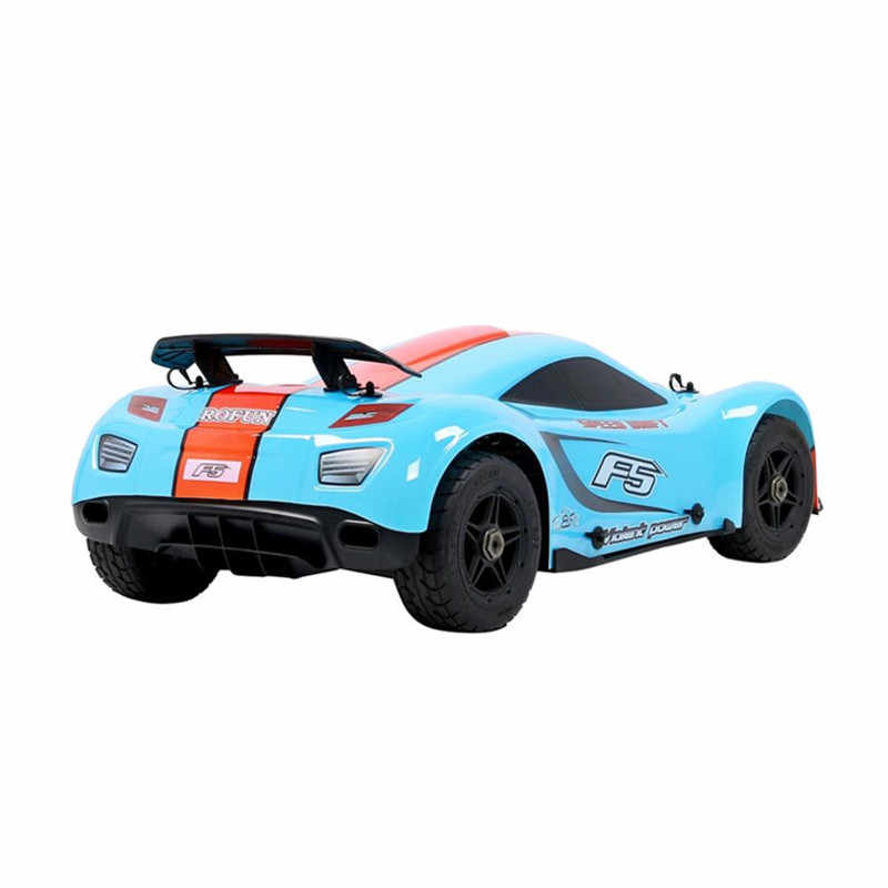 Rovan ROFUN F5 1/5 2.4G 4WD Deriva Carro Rc Motor A Gasolina 36cc On-estrada Plana Esporte Rally Brinquedo