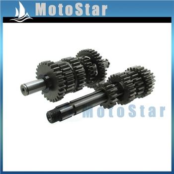 Skrzynia biegów główne licznik wały dla Zongshen Z190 190cc Zongshen 2 V Z190 silnika ZS1P62YML-2 Pit Dirt Bike tanie i dobre opinie STONEDER 00cm Same As The Picture Chłodzenia silnika i akcesoria 1 5kg For Z190 Zongshen 190cc ZS1P62YML-2 Iso9000 MotoStar