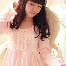 Nightgown Nightwear Vintage Cotton