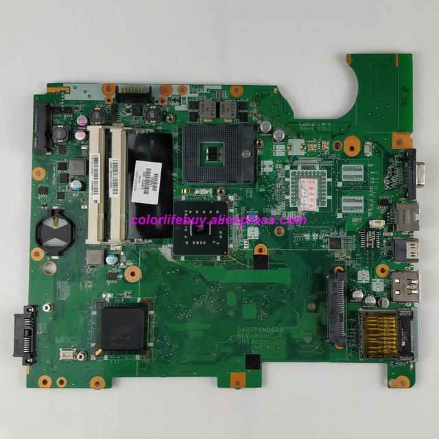 Chính hãng 578703 001 DA00P6MB6D0 GL40 Máy Tính Xách Tay Bo Mạch Chủ Mainboard cho HP CQ71 G71 G71T Loạt Máy Tính Xách Tay PC