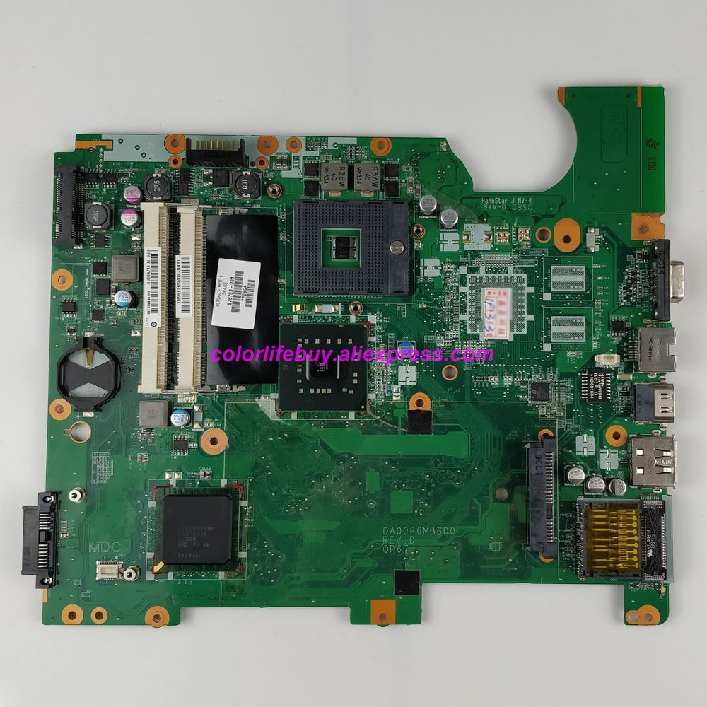 Genuine 578703-001 DA00P6MB6D0 GL40 Laptop Motherboard Mainboard for HP CQ71 G71 G71T Series NoteBook PCGenuine 578703-001 DA00P6MB6D0 GL40 Laptop Motherboard Mainboard for HP CQ71 G71 G71T Series NoteBook PC