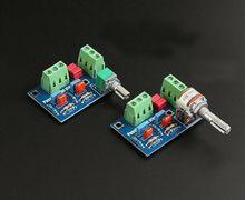 Amplificatore/Preamplificatore Tono Passivo Bordo di Controllo Del Volume del Suono Migliorata Pre amp kit fai da te 09 potenziometro ALPS 16 potenziometro