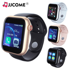 Bluetooth Smart Watch Sim Card Clock Phone Watch Camera Smart Watches WhatsApp Smartwatch Men Women Kids For iPhone IOS Android keyou dm09 smart watches sim card android clock bluetooth watch phone square passometer camera change english languag smartwatch page 2 page 4 page 4