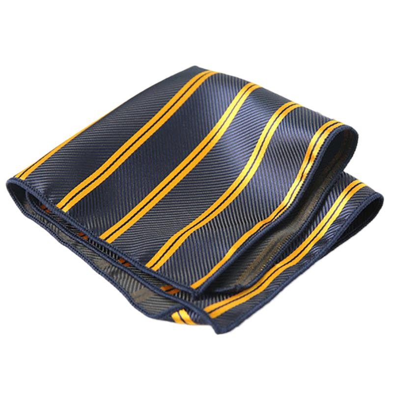 Pocket Towel Men's Solid Color Suit Dress Small Square Handkerchief Fashion Pocket Handkerchief Suit Handkerchief For Wedding
