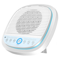 FC A9 Air Purifier Home Deodorizer Ozone Ionizer Generator Negative Ion Intelligent Remote Control Household Filter Disinfection