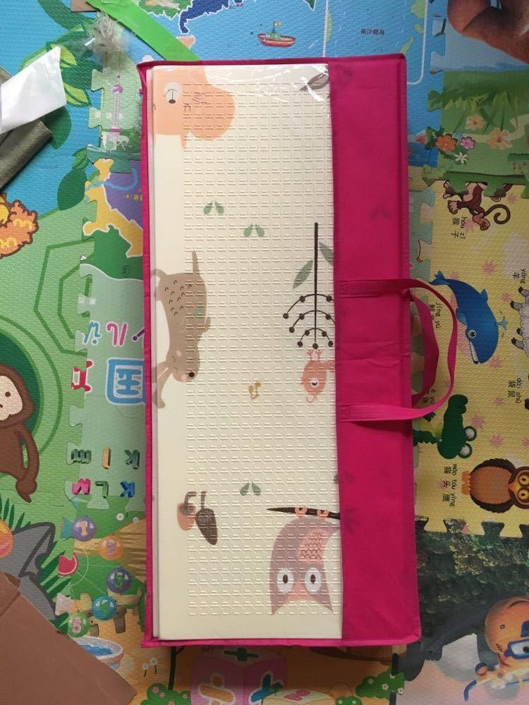 Tapis de jeu bébé Xpe Puzzle 200x180 cm mousse tapis pour enfants épaissi jouets Tapete Infantil enfants ramper tapis développement tapis - 5