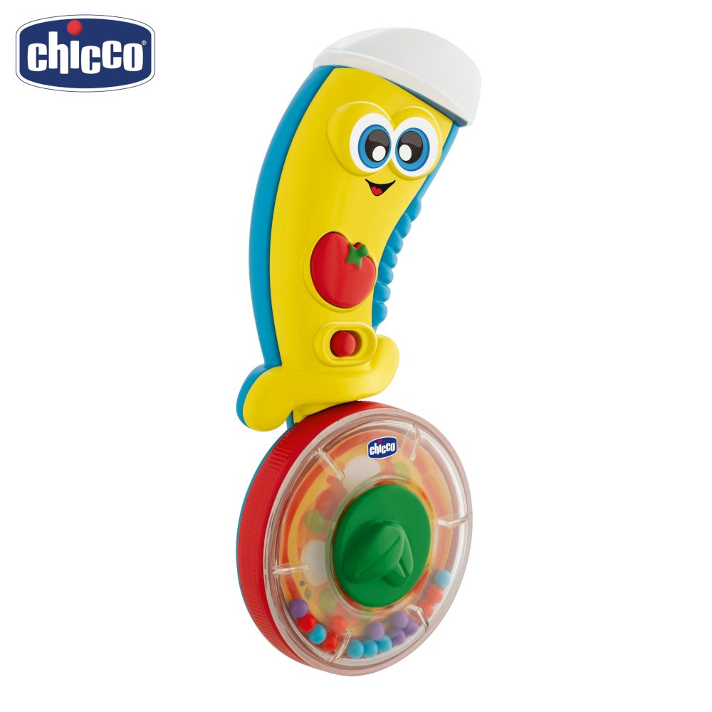Baby Rattles & Mobiles Chicco 100006 Learning & Education for boys and girls kids toy baby Talking Music foreign trade boys and girls baby cartoon baby cartoon frozen home suit pajamas f 0006