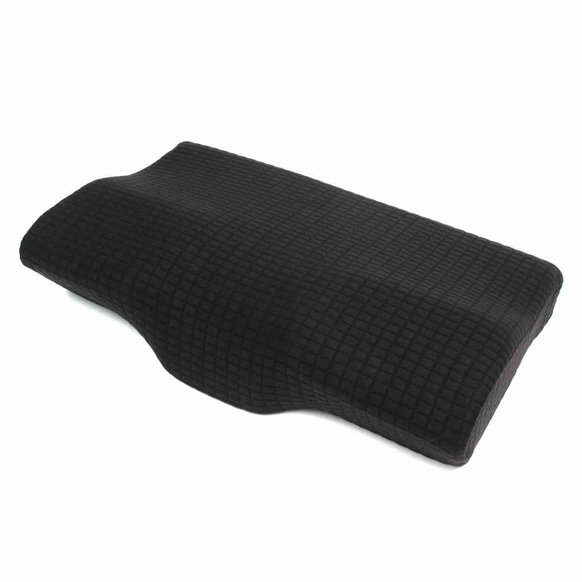 50X30X10cm Memory Foam Cervical Neck Pillow Spondylosis Neck Pain Relief Slow Rebound Pillow Massager Relaxation Home Textiles