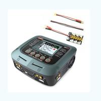 SKYRC Q200 1 до 4 Интеллектуальный баланс Зарядное устройство/Dis Зарядное устройство AC/DC Drone с XT30 1 S 3 S разъем параллельного зарядная пластина 4,0 мм