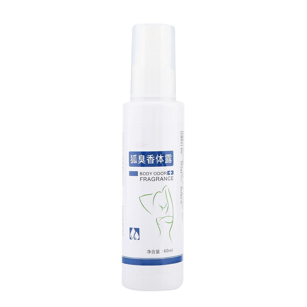 60ml Body Odor Remove Spray Antiperspirants Underarm Armpit Therapy Anti-transpirant Refresh Bo