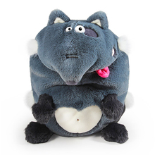 Мягкая игрушка Budi Basa Karmashki Волк, 26 см
