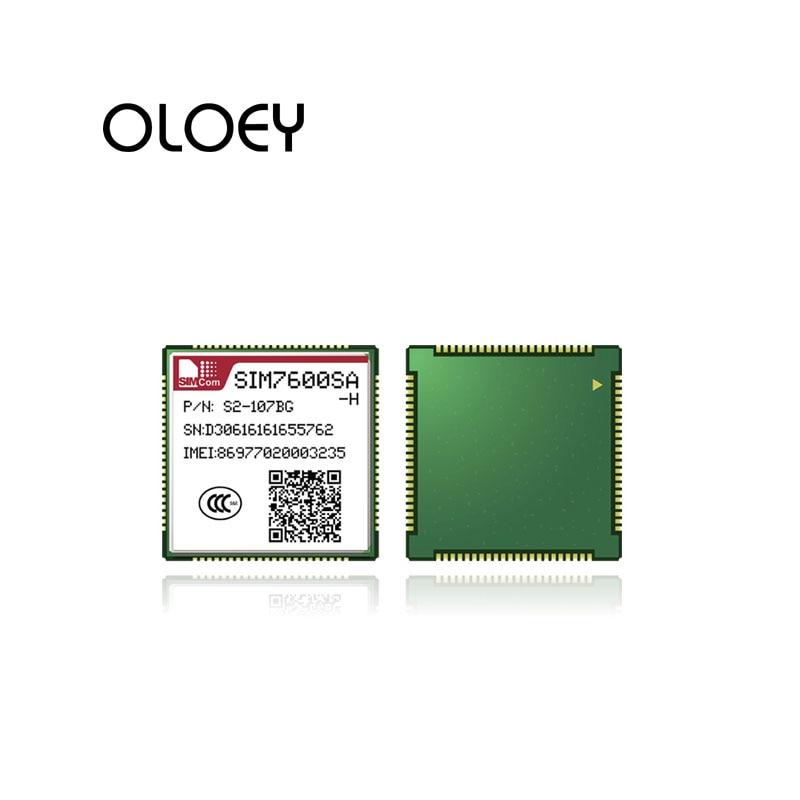 SIMCOM SIM7600SA-H LCC  LTE Wireless 4G Module, CAT4  Support B1/B2/B3/B4/B5/B7/B8/B28