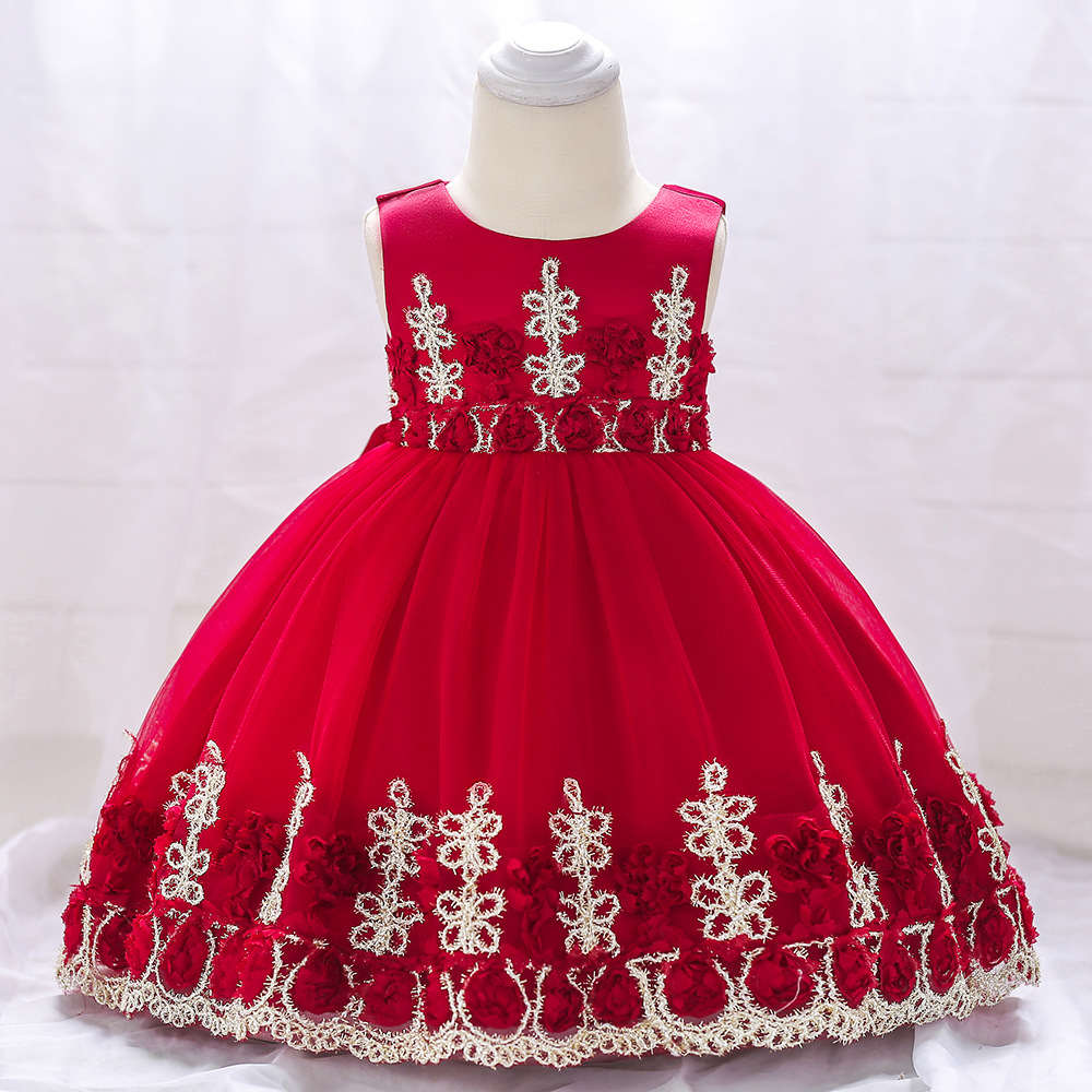 Birthday Dress For 2 Year Old Baby Girl