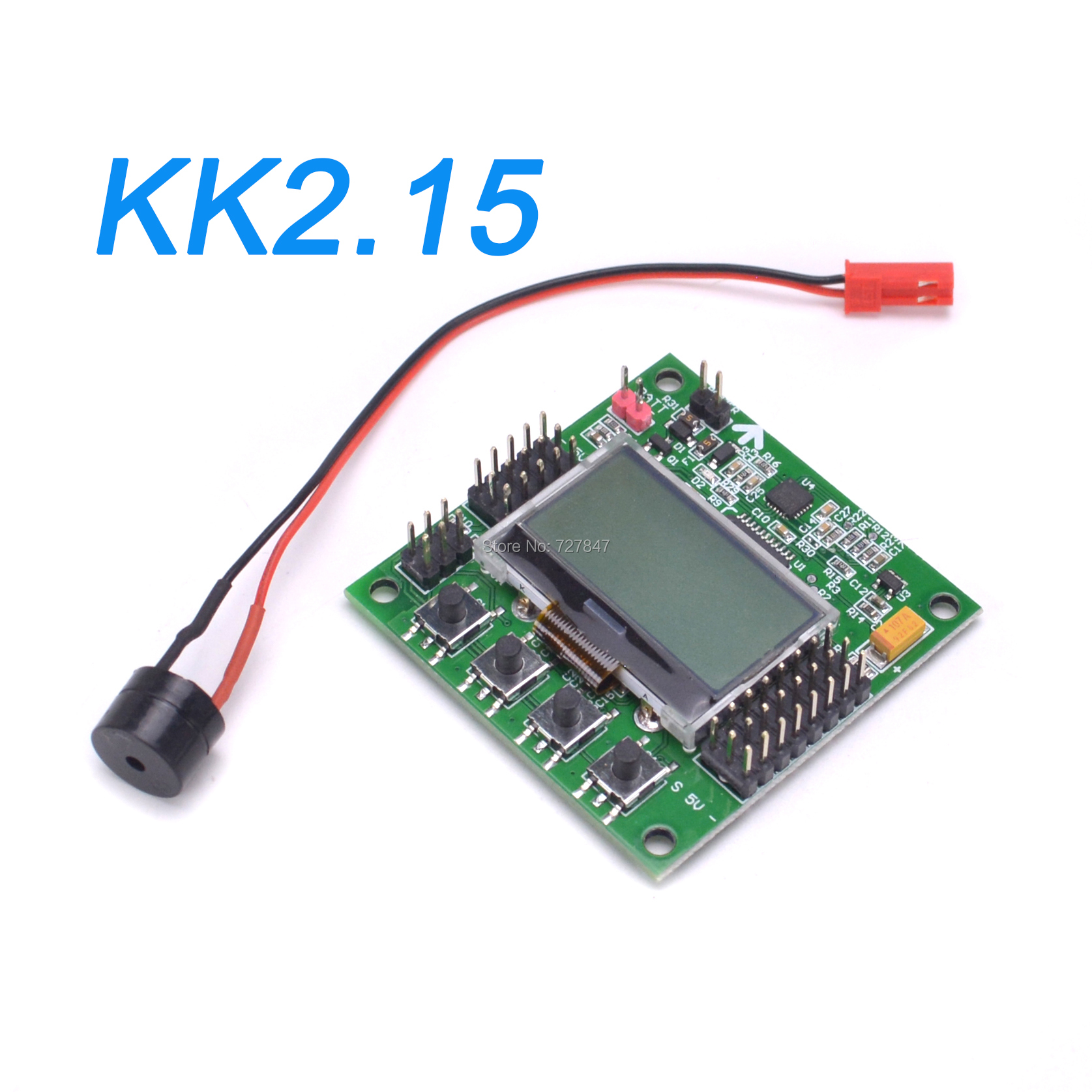 small resolution of kk 2 1 5 kk2 15 lcd multirotor flight control board kk2 1 5 for quadcopter kk2 6050mpu 644pa f450 f550 s500