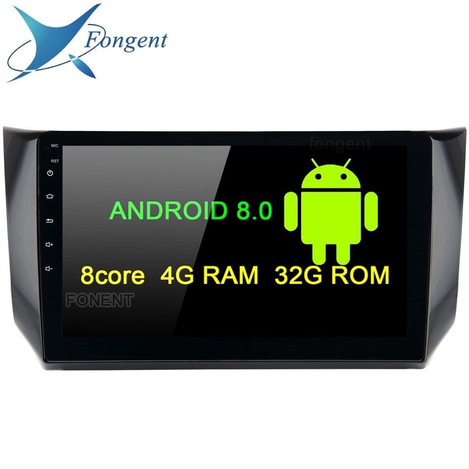 10 2 inch Android 8 0 Head Unit GPS Navigator Radio Player for Nissan Sylphy B17