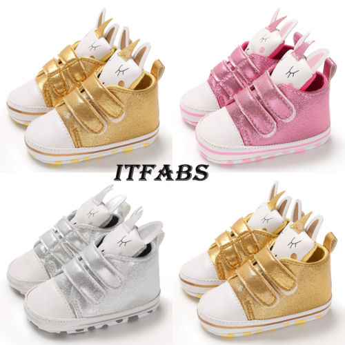 8f68525f557 3D Unicorn First Walkers Cute Baby Toddler Infant Leather Crawling First  Walker Shoes Non Slip Sole-in First Walkers from Mother   Kids on  Aliexpress.com ...