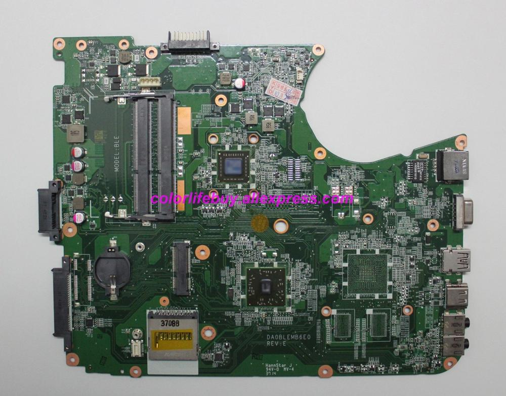 Genuine A000080750 DA0BLEMB6E0 w E350 CPU Laptop Motherboard Mainboard for Toshiba L750 L750D L755 Notebook PC-in Laptop Motherboard from Computer & Office