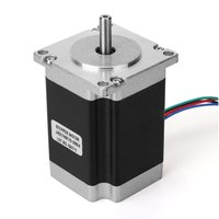 NEMA23 57mm Two Phase Hybrid Stepper Motor 0.9 Degree 76mm 2.8A High Qualtiy