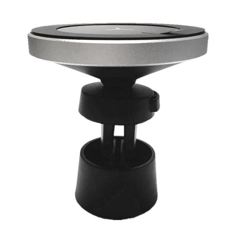 W5 Qi Dashboard Car Mount Air Vent Magnetic Wireless Charger For Iphone Xs Max X 8 Car Holder Charger For Samsung Note 9 S9 S8