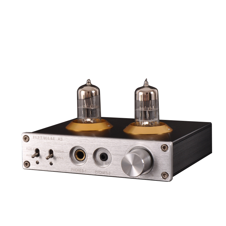 цена на M7 HIFI 6N3 vacuum tube Headphone amplifier Join the MAX9722 audio decoder chip have high and low tone audio preamplifier A3