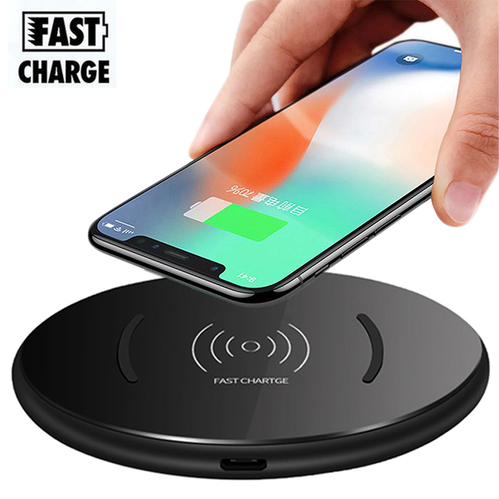 Dock Fast-Charging Wireless-Charger S10e Huawei Samsung S9 IPhone X S10-Plus Super