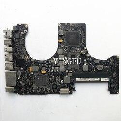 2011 anos 820-2915-b/a 820-2915 placa lógica defeituosa para macbook pro 15