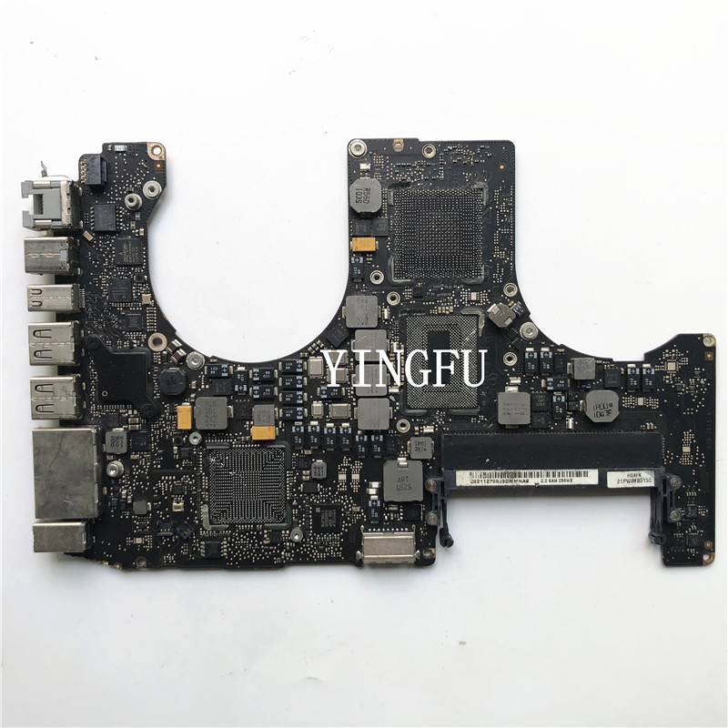2011Years 820-2915-B/A 820-2915 Faulty Logic Board For MacBook Pro 15