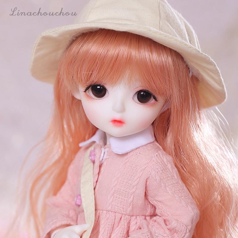New arrival LinaChouchou Miu BJD SD Doll 1 6 Body Model Boys Girls Oueneifs High Quality