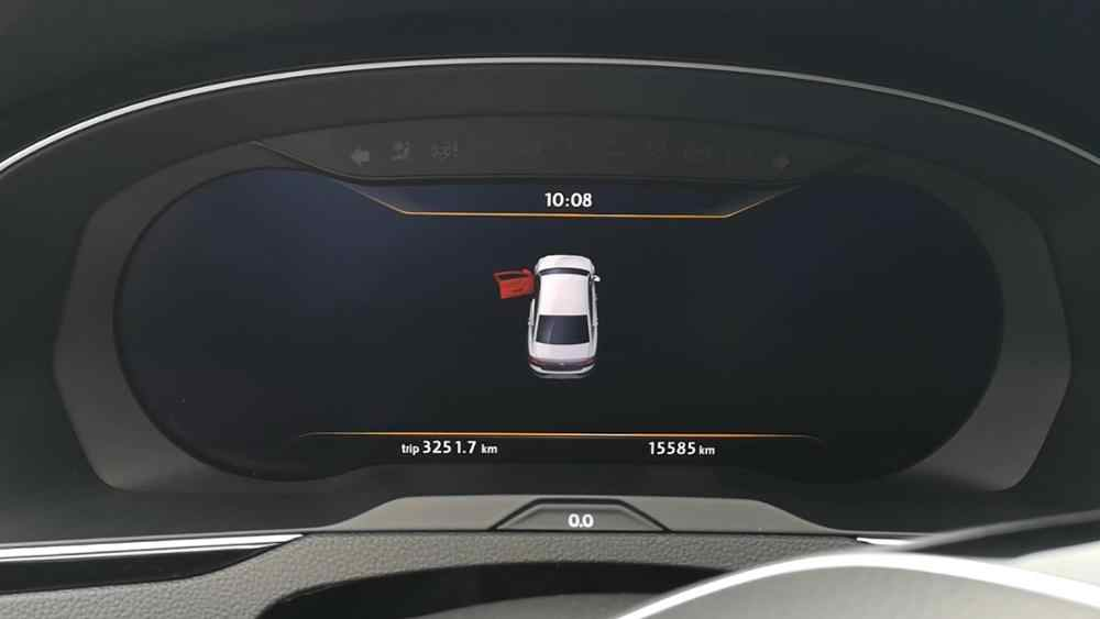 Detail Feedback Questions about VW Passat B8 Virtual Instrument