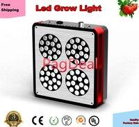 Hotsale apollo led cresce a luz 60x3w 6 banda floração hidropônico led crescer painel da lâmpada 400w hid substituição frete grátis