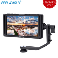 Dropshipping Hot Sales FEELWORLD F5 5 inch Field Monitor 4K HDMI DSLR Camera Monitor IPS Full HD 1920x1080 With Without Logo