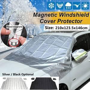 210x123.5cm Car Magnetic Winds