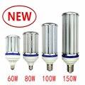2835 60 Вт Светодиодная лампа 80 Вт большая кукурузная лампа 100 Вт уличная лампа 120 Вт садовая лампа E27 E39 E40 Для заводского склада Высокая Лампа дл...