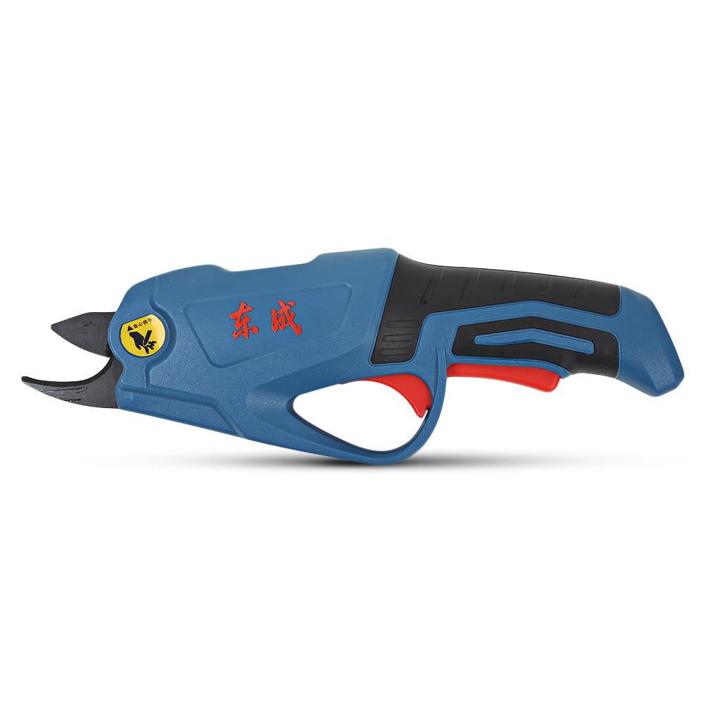 Electric Rechargeable Cordless Fruit Pruning Shears For Garden Power Garden Hand Tools Li-Ion Battery Branch Cutter