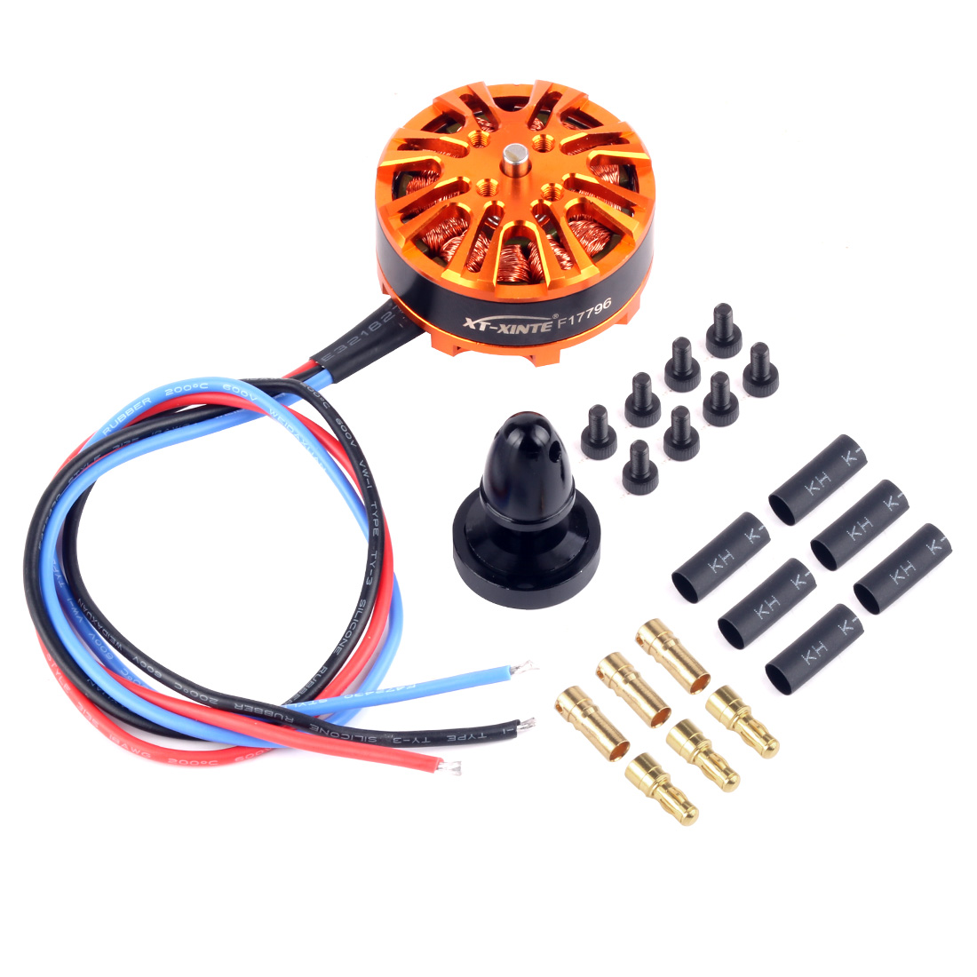 XT-XINTE HYD 3508 700KV 198W Disc Motor For Drone  Aircraft Multirotor Quadcopter F17796