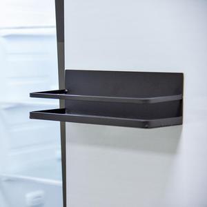Image 3 - מטבח מדף מקרר צד קליטה מגנטית אחסון אחסון מדף אחסון מדף מקרר צד מדף