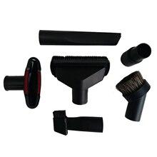 Универсальный пылесос, аксессуары, чистящий набор, щетка, насадка, щелевая насадка, инструмент для 32 мм и 35 мм, стандартный шланг, 6 шт