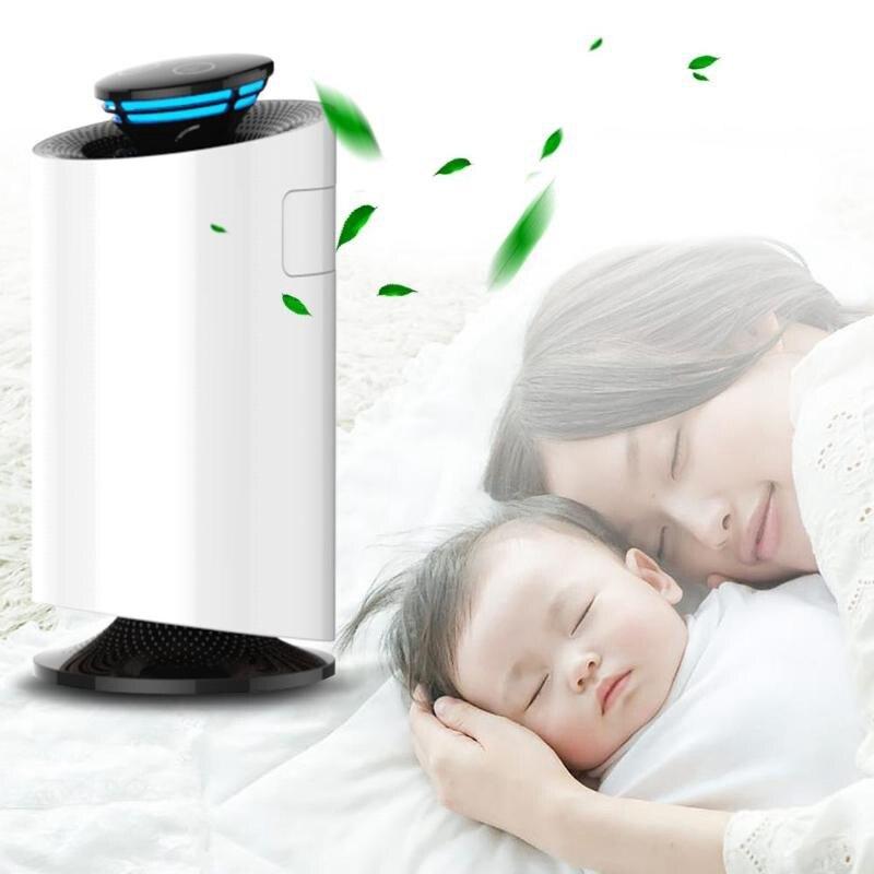 3 In1 Intelligent Press Control Ccfl Mosquito Killer O3 Deodorization Uv Sterilization Air Purifier Filter Formaldehyde Remova