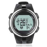 2018 New Cycling Bicycle Computer Wireless MTB Road Bike Cycling Odometer Rainproof Bicycle Speedometer Watch LED Digital Rate