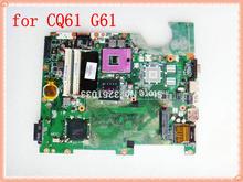 577997 001 DA00P6MB6D0 ل HP G61 CQ61 اللوحة DDR2 اللوحة كومباك براساريو CQ61 الكمبيوتر المحمول شحن مجانياللوحة الأم للكمبيوتر المحمول