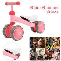 Baby Balance Bike Children Walker 10 Month 36 Months No Pedal Balance Car Infant 4 Wheels Toddler First Birthday New Year Gift