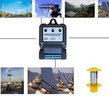 12 V 10A PWM Интеллектуальный Солнечный контроллер заряда нескольких домашних систем защиты