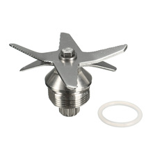 1Pc Ice-Crushing Blender Blade Parts With Sealing Ring For Vitamix 5200 Series Stainless steel цены