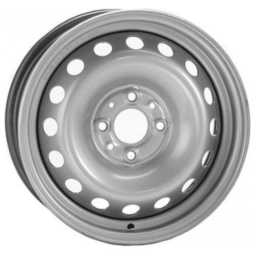 TREBL 53A43C 5.5x14/4x100 ET43 D60.1 Silver цена