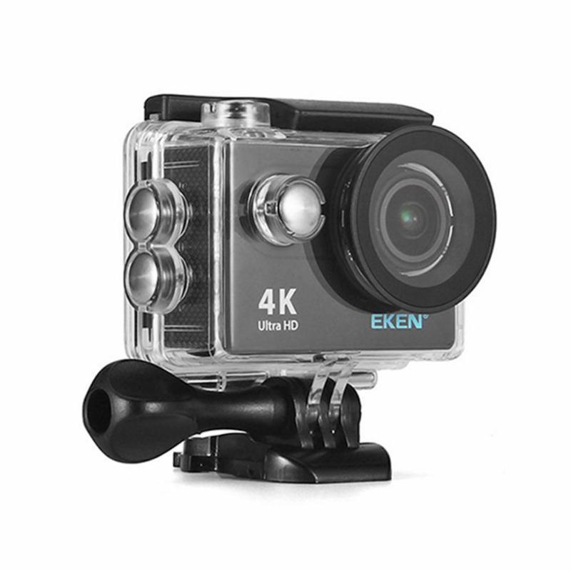 EKEN H9R caméra d'action 12MP 1080 P 2.0 pouces écran lcd 4 K WIFI 170 Degrés Étanche Casque Vidéo Caméras D'enregistrement caméra de sport