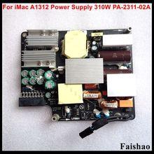 """Faishao nueva placa de fuente de alimentación 310W PA 2311 02A para iMac 27 """"A1312 finales de 2009 mediados de 2010 2011 Año"""