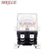 лучшая цена 1Pcs/2Pcs/5Pcs New And Original  General Purpose Power Relay 8 Pin MK-JQX-12F-DC12V 30a Dpdt Free Shipping  Easy To Install