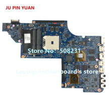 JU PIN YUAN 650854-001 mainboard for HP PAVILION DV6-6100AX DV6Z-6100 laptop motherboard with HD6750/1G fully Tested