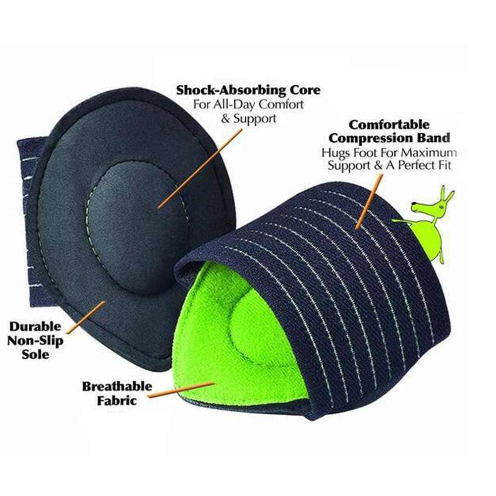 1 คู่ Orthopedic Insoles สำหรับรองเท้า Orthotic Arch Flat Foot Flatfoot Corrector Pad เบาะรองนั่ง